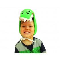 Kostymová čepice Krokodýl