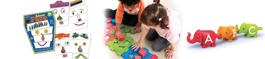 Didaktické hračky a pomůcky